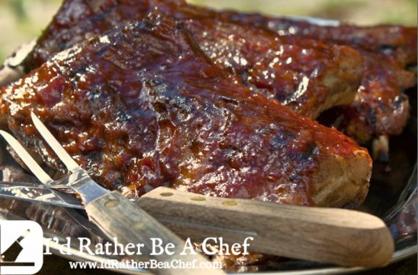 really yummy baby back rib recipe without a smoker!