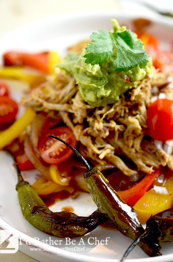 low carb chicken fajita recipe paleo meal